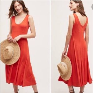 Anthropologie Maeve Long Dress. Size XS. NWT.